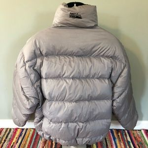 First Down Jackets & Coats - 90s First Down Puffer Jacket Ski Winter Snow Coat